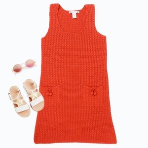 BONPOINT • Couture Boho Crochet Dress